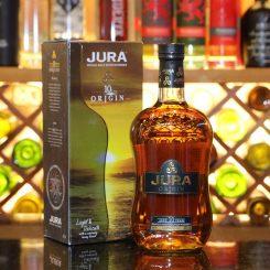 朱拉10年单一麦芽威士忌700ML装